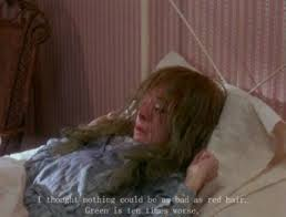 Anne Shirley Crying